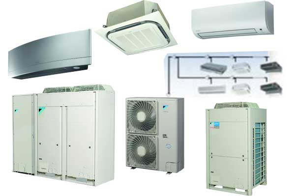 Daikin Airconditioning System Diagram